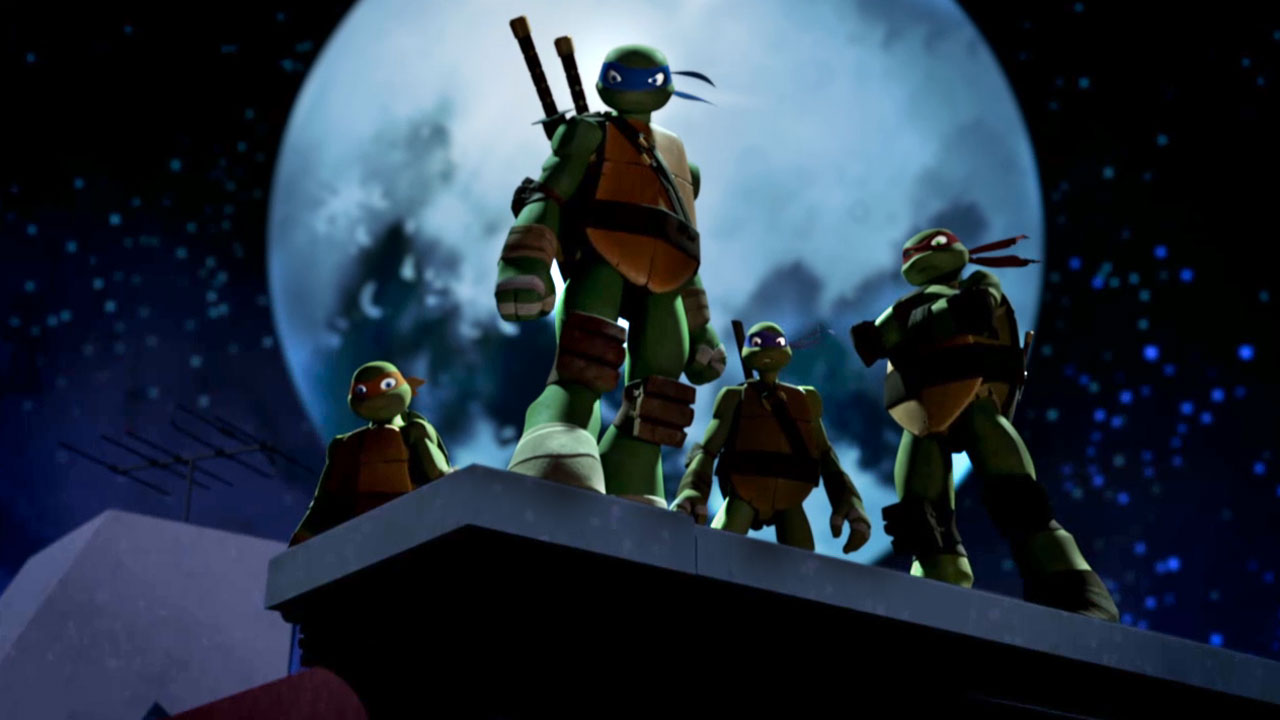 Teenage Mutant Ninja Turtles Renewed For Season 4 By